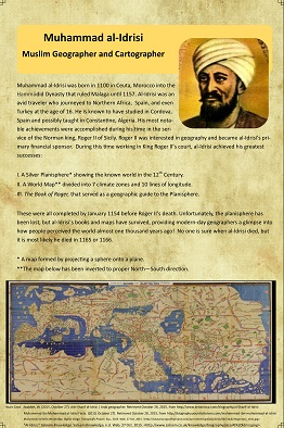 Muhammad al-Idrisi - Geographer and Cartographer