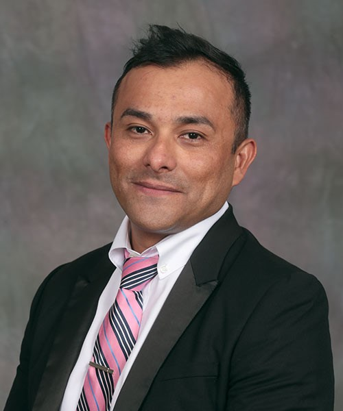 Albert Barreda, assistant professor, Hospitality Leadership